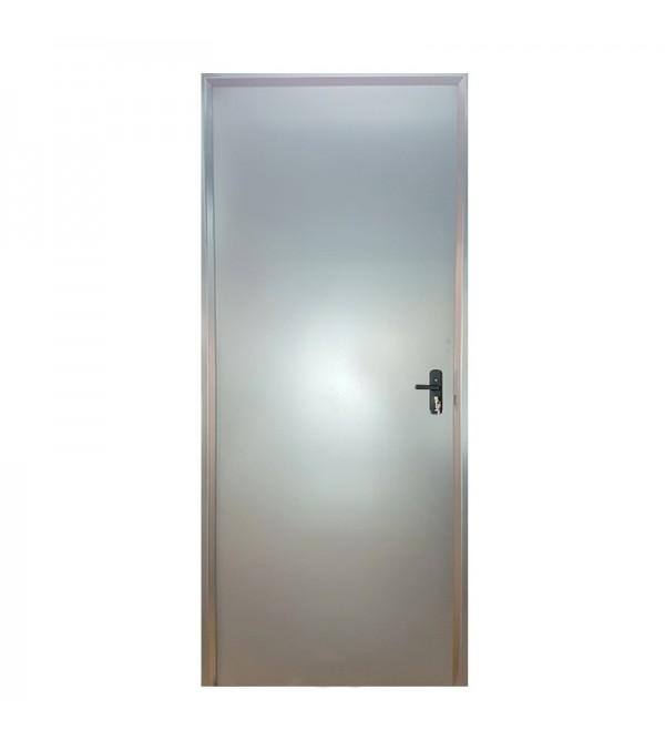 Puerta trastero galvanizada - Puerta chapa galvanizada ...