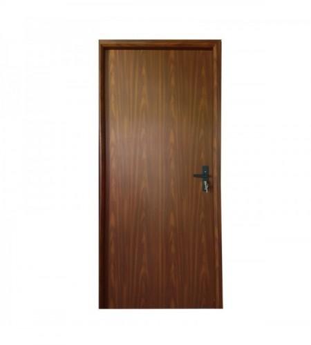 Puerta trastero imitaci n madera for Puerta trastero seguridad