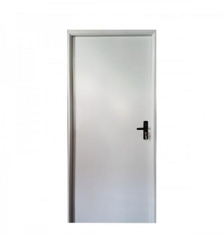 Puertas de chapa galvanizada para trasteros excellent puerta trastero con rejillas galva block - Puertas de chapa galvanizada ...