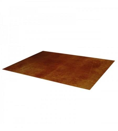 Chapa de acero corten for Acero corten perforado oxidado
