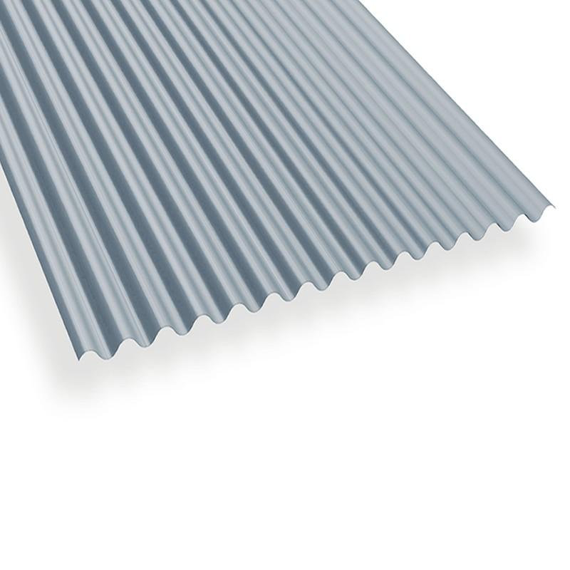 Chapa ondulada para cubiertas excellent cubiertas - Precio chapa ondulada galvanizada ...